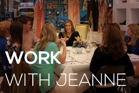 work with Jeanne Stafford